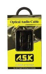 A.S.K 3.5mm AUX Cable Jack