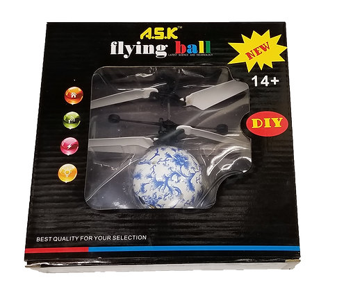A.S.K. LED Flying Ball