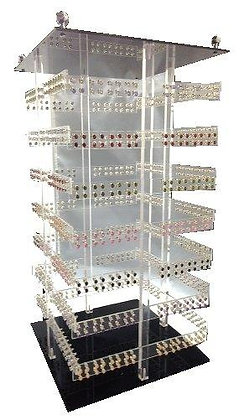 Jewelry Earring Counter-Top Display