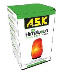 A.S.K Natural Himalayan Rock Salt Lamp