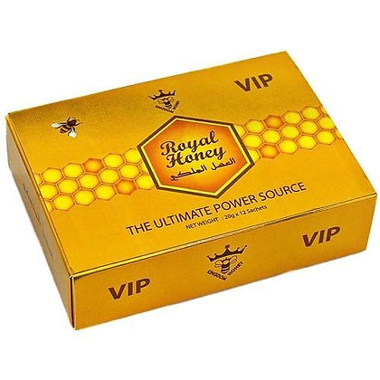 Kingdom Honey Gold