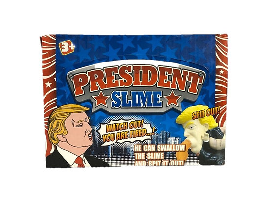 President Slime Trump Edition 12ct Display