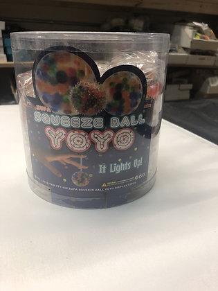 Squeeze Ball Yo-yo