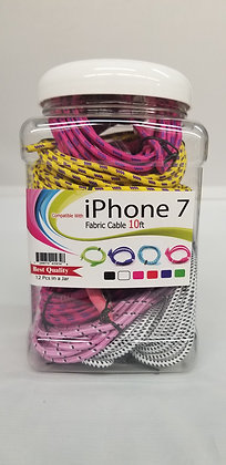 iPhone Fabric Cable Data Cable