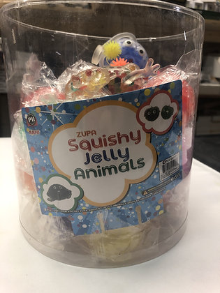 Squishy Jelly Animals