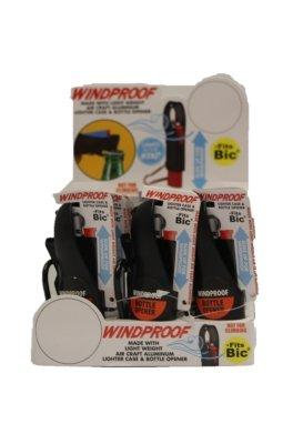 Windproof Lighter Case Counter-Top Display