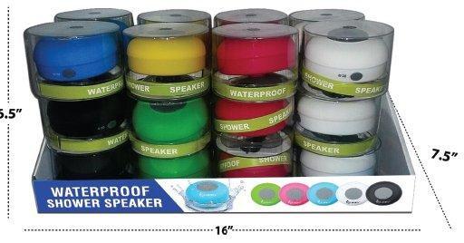 Shower Pod Speakers 24 Pcs Case