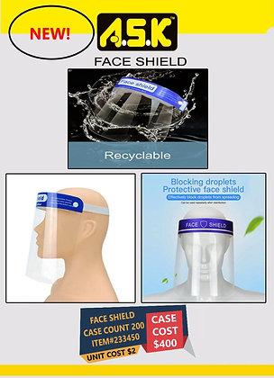 Face Sheild- Reusable