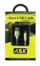 A.S.K Hi-Speed Micro USB Data Cable