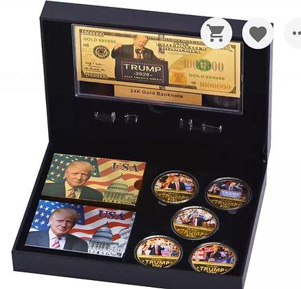 Trump Gift Box