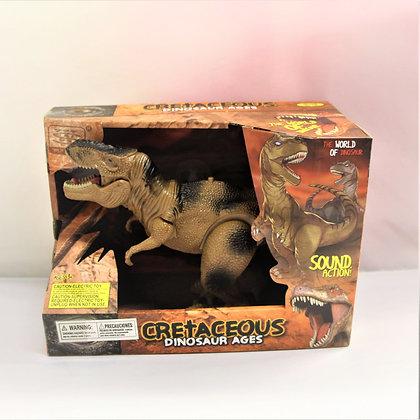 Cretaceous Dino Ages Dinosaur