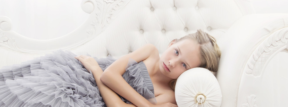 Ava Lounge. Creative Children's Photography Studio shoot, Dream Alice Photography & Art, Gold Coast