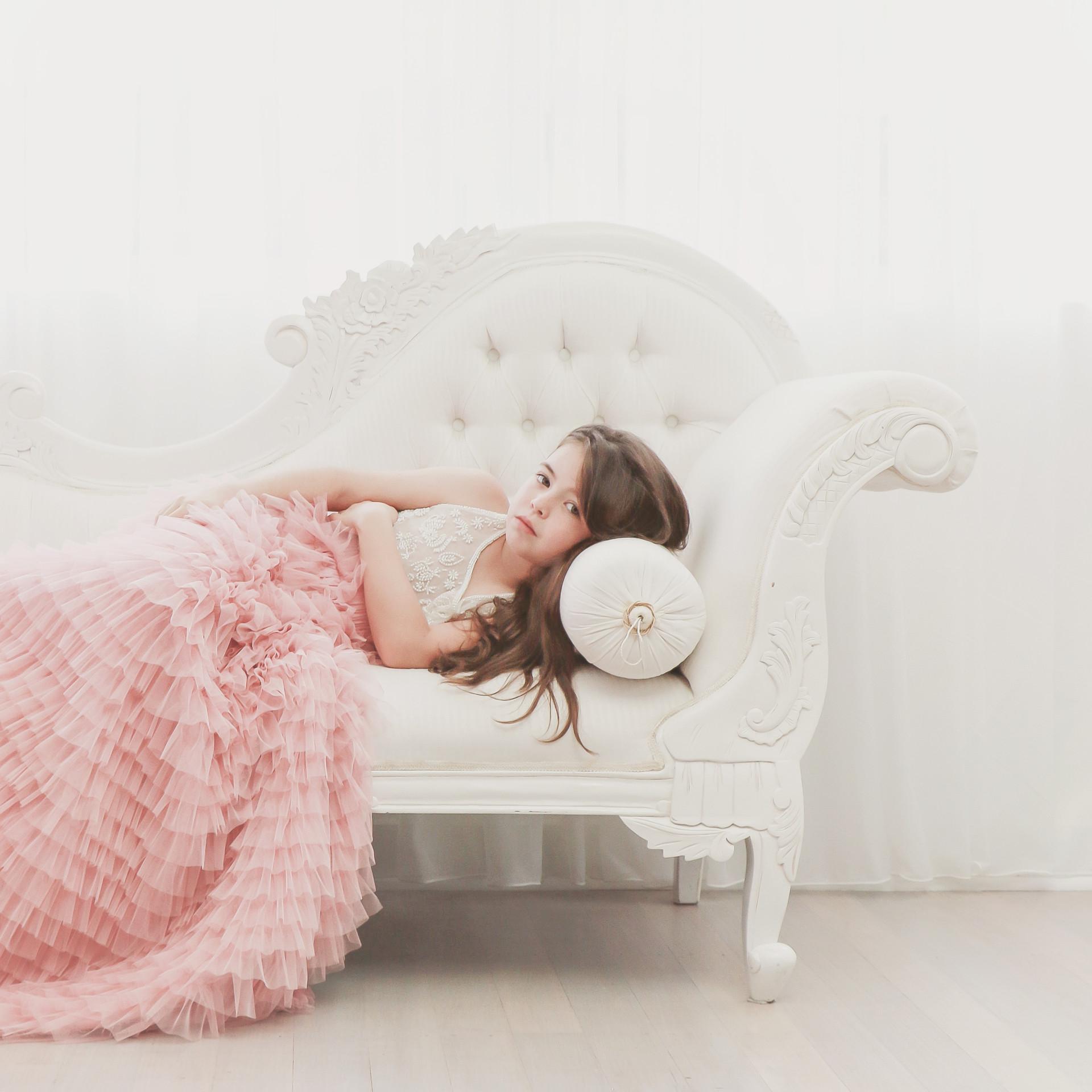 Indigo. Creative Children's Photography Studio shoot, Dream Alice Photography & Art, Gold Coast