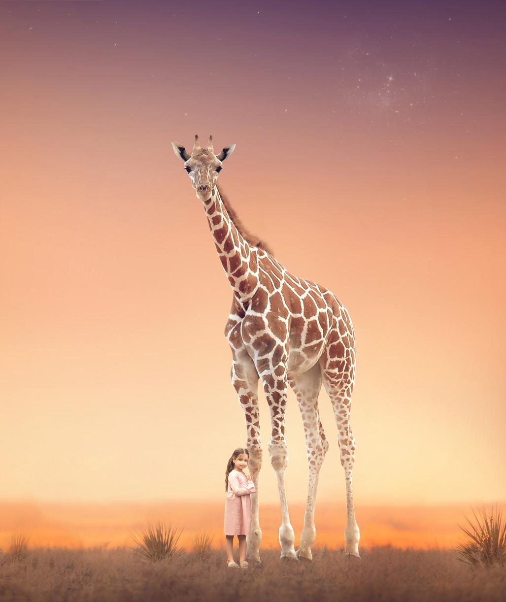 Giraffe and girl desert NO WM.jpg