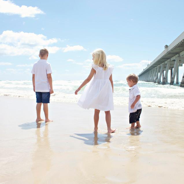 Creative Family Photography location shoot, Dream Alice Photography & Art, Gold Coast