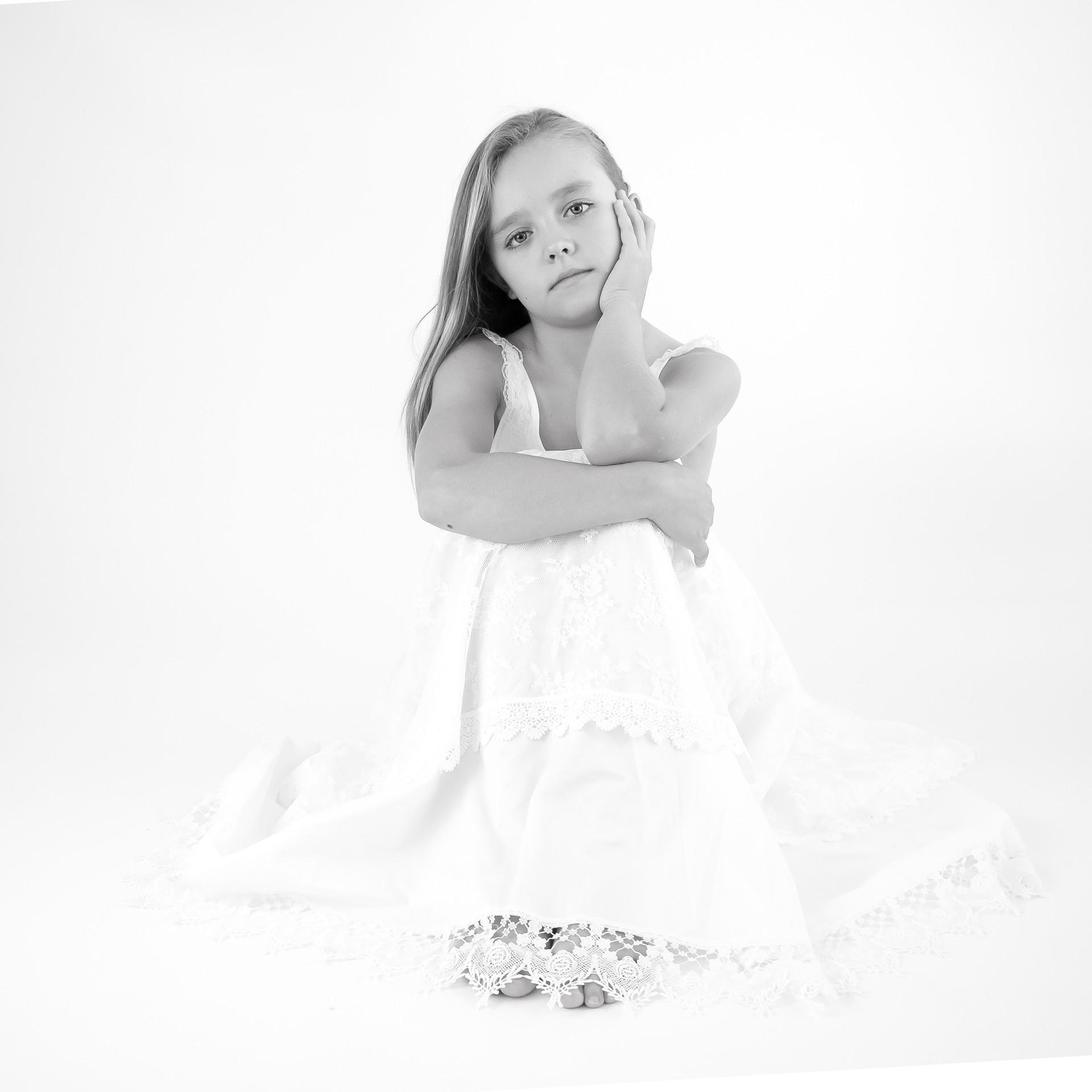Malia. Creative Children and baby Photography Studio shoot, Dream Alice Photography & Art, Gold Coast