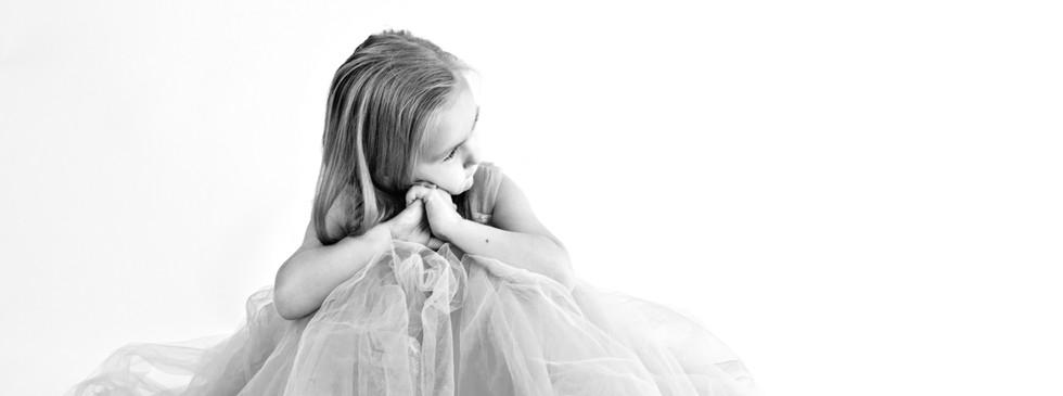 Maisy BW. Creative Children and baby Photography Studio shoot, Dream Alice Photography & Art, Gold Coast