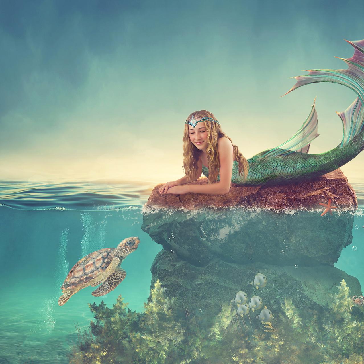 Tiara.Creative Children's Photography fantasy photoshoot, Dream Alice Photography & Art, Gold Coast