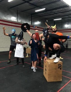 gimnasio lifecap dia de muertos