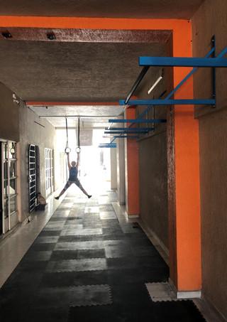 Gimnasio Calavera Fitness Center Tlalnepantla