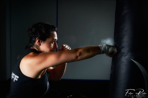 clases de box calavera fitness center tlalnepanlta