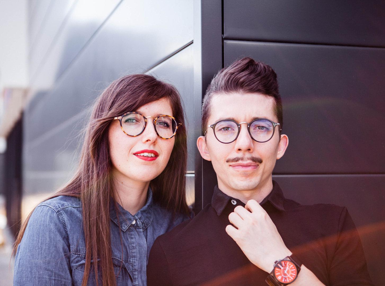 Natasha Kopek & Gary Berche / Designers (KNGB)