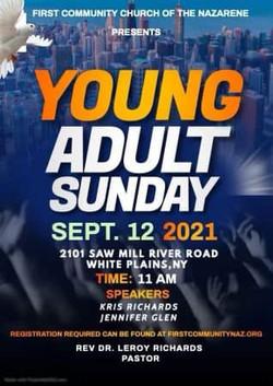 Sunday Service 9.12.21