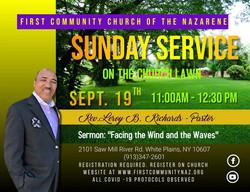 Sunday Service 9.19.21
