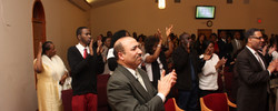 Pastor Leroy Richards - First Community Church of the Nazarine