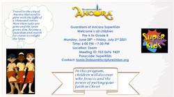 Virtual VBS June 28TH - July 2ND