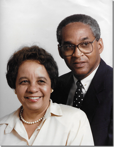 Pastor and Sis Cole