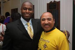 Omar Hawthorn - Pastor Leroy Richards