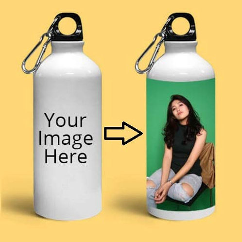 Sipper Bottle with photo/text print 600ml