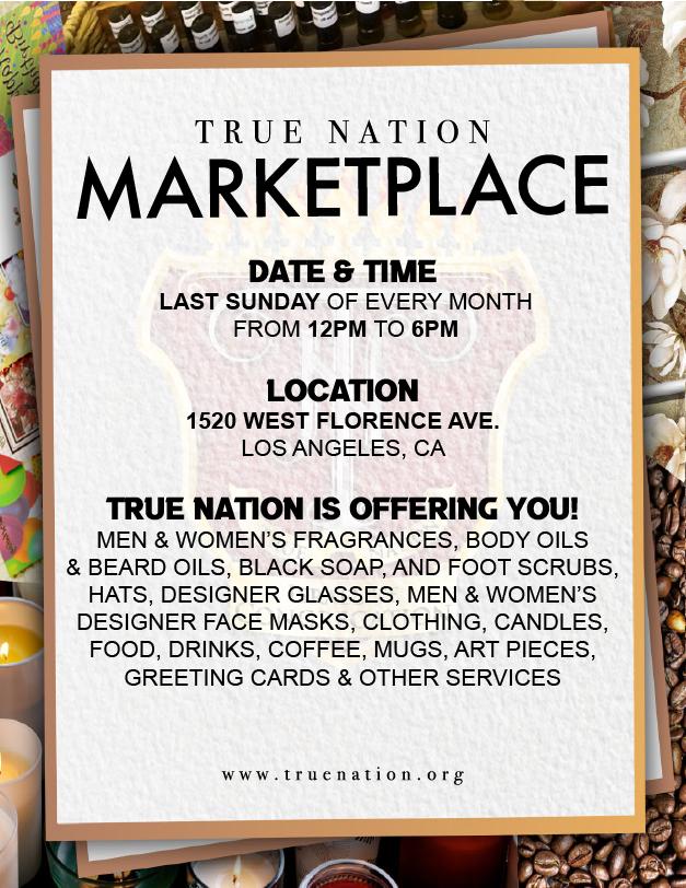 TN Marketplace flyer