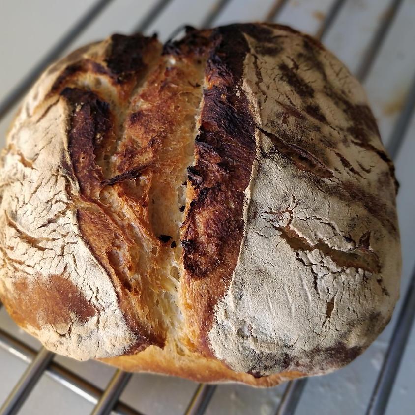 Atelier Zéro Déchet N°3 - via Zoom - Faire son pain maison