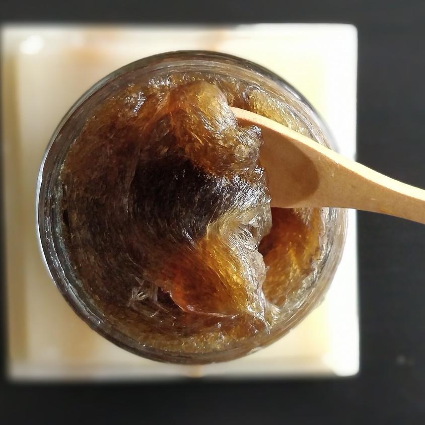 Atelier Zéro Déchet N°2 - via Zoom - Les diverses utilisations du savon noir - arap sabunu