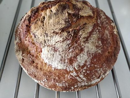 Faire son pain maison et zéro déchet, pas si compliqué!