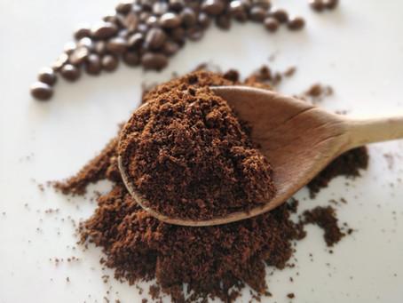 Ne jetez plus votre marc de café
