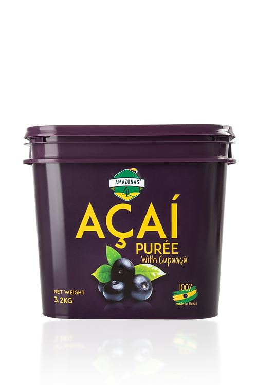 Açaí Puree with cupuaçu