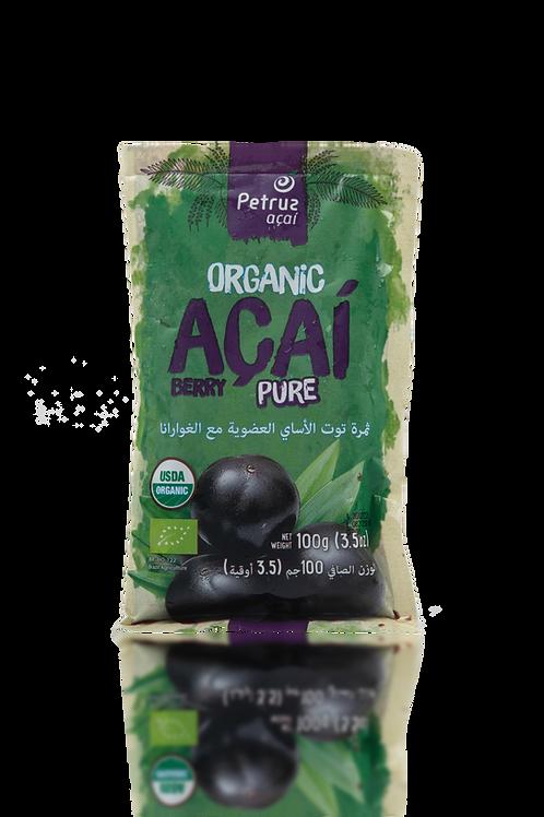 Organic açaí berry