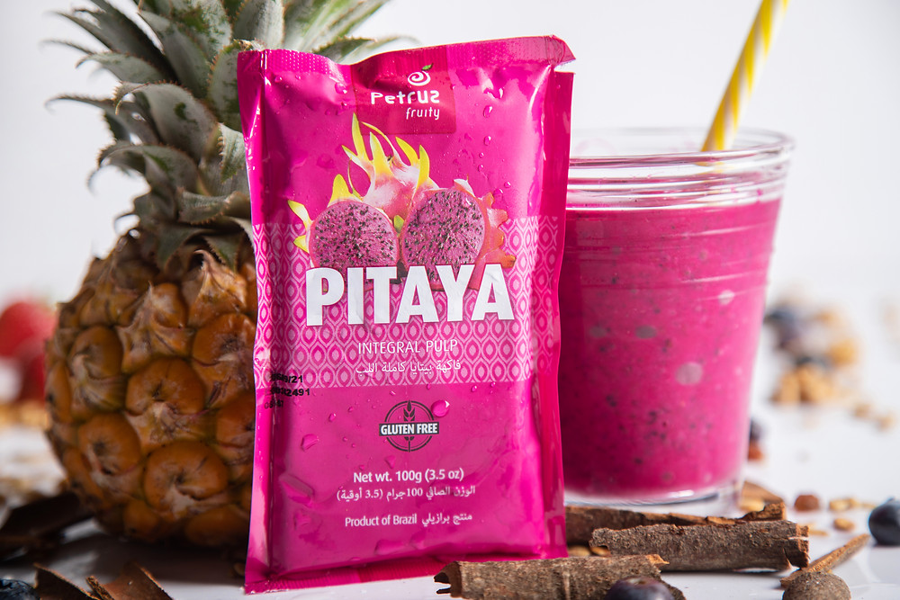 Pitaya Pulp - Amazonas4U
