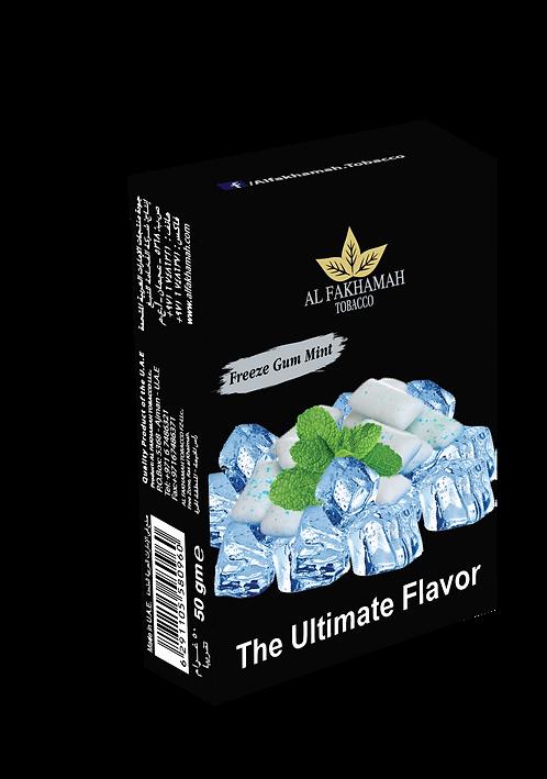 Freeze gum mint