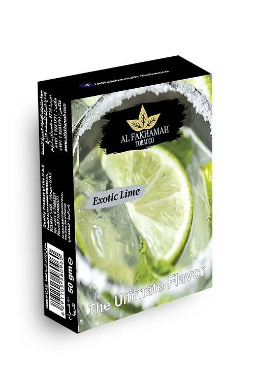 Exotic Lime