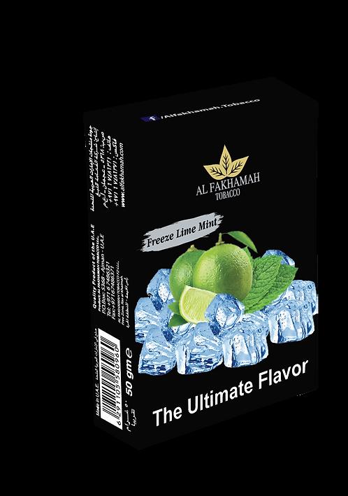 Freeze lime mint