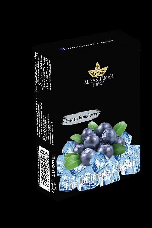 Freeze blueberry