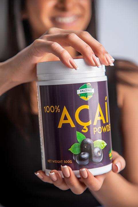Acai Powder - Amazonas4U
