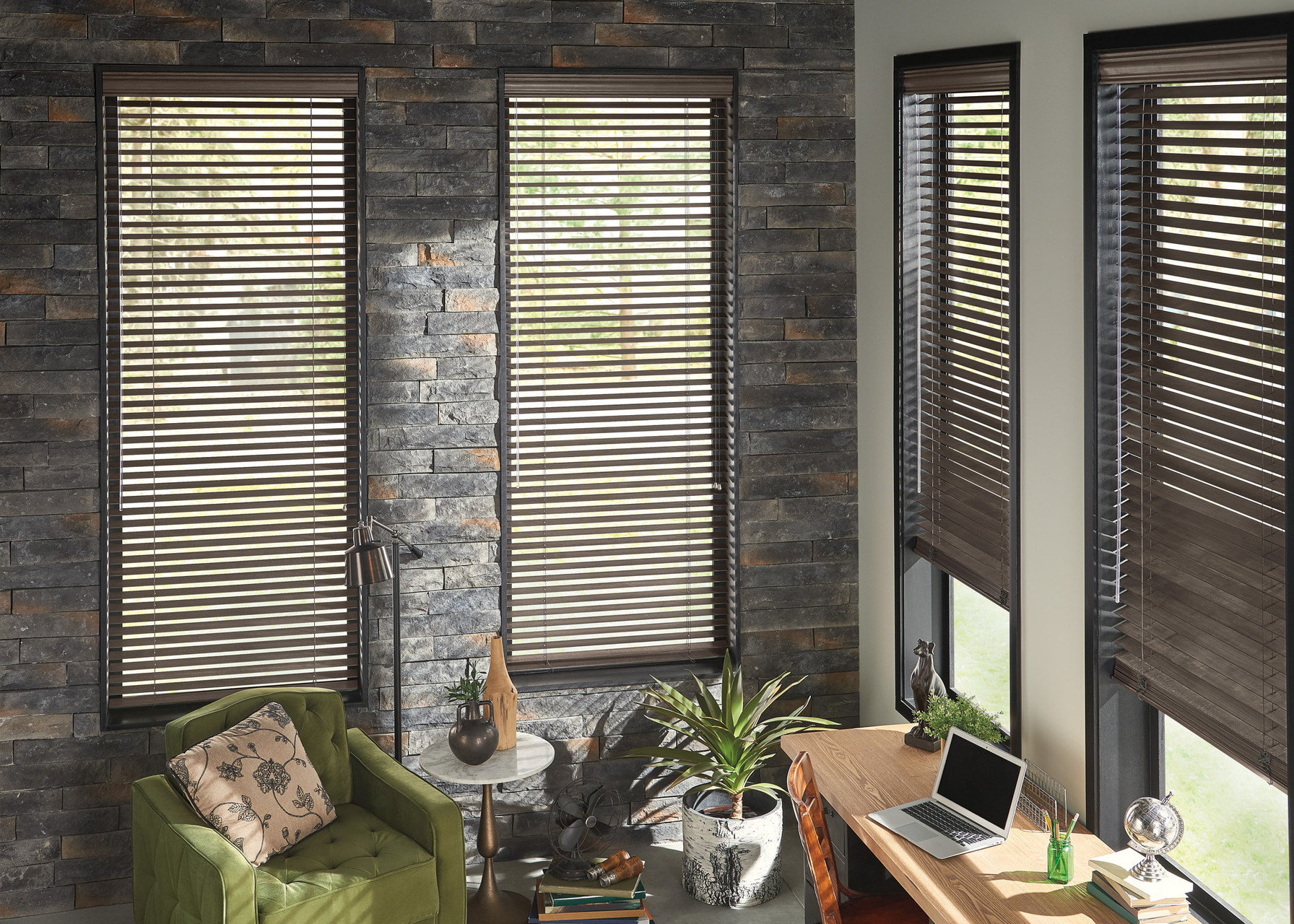 Wood Blinds Prime Shades And Blinds New York New Jersey