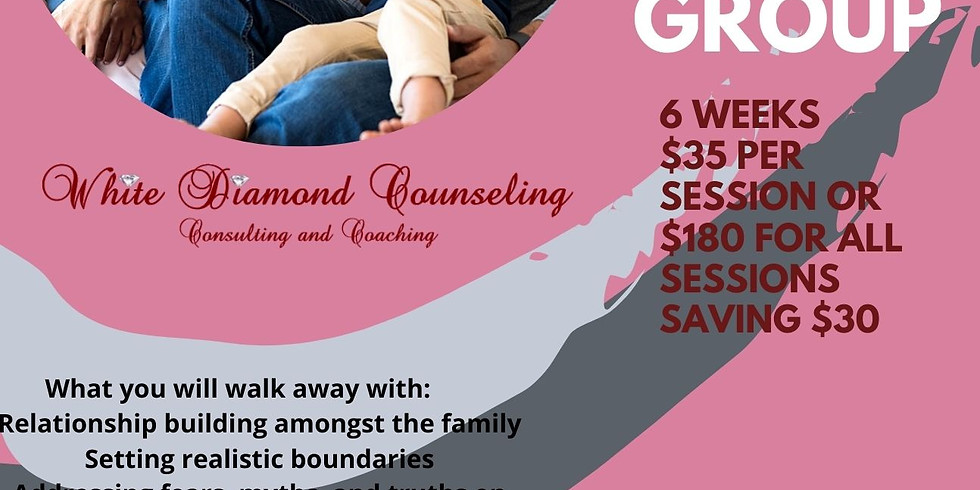 Blended Families Therapy Group