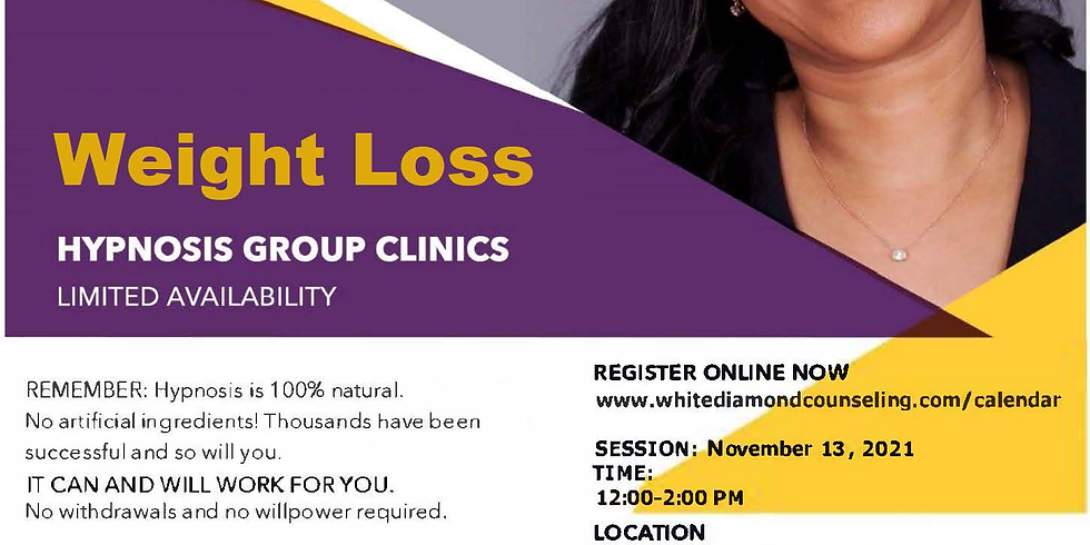 Hypnosis Weight Loss Clinic