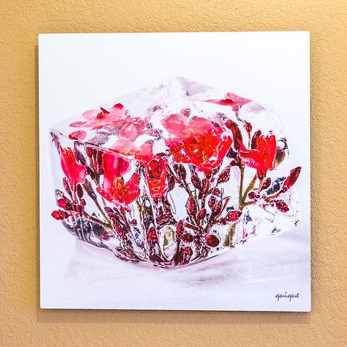 Ice flower X